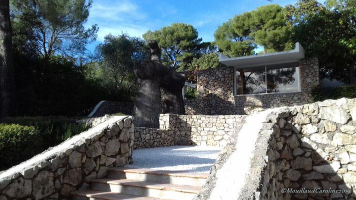 Le labyrinthe de Joan Miró