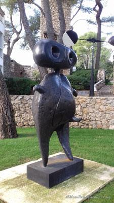 Joan Miró - Personnage 1970