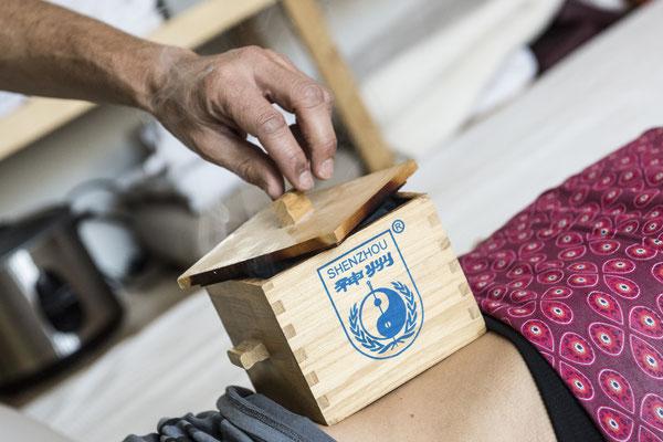 Shiatsu  im Pilates- und Bewegungszentrum Telfs