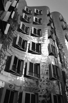 Gehry-Bauten am Medienhafen I
