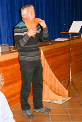 Andreas Germann Panflötenkonzert