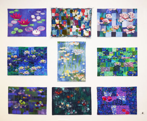 Vorlage Claude Monet