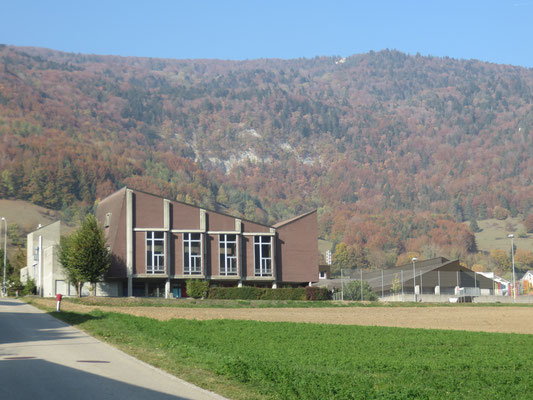 Gemeindesaal Péry