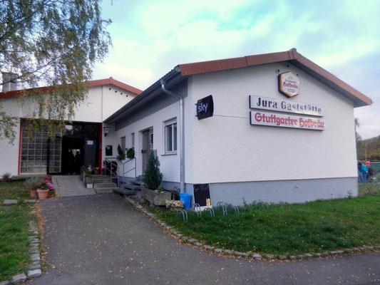 Sportplatzgaststätte Jura in Manzen