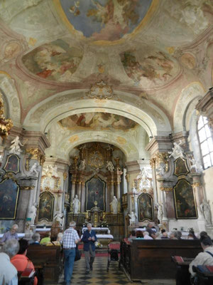 In der Probsteikirche