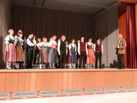 Moravia Cantat mit Reinfried Vogler