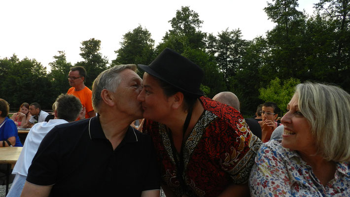 Jacques Krabal et Céline Larose