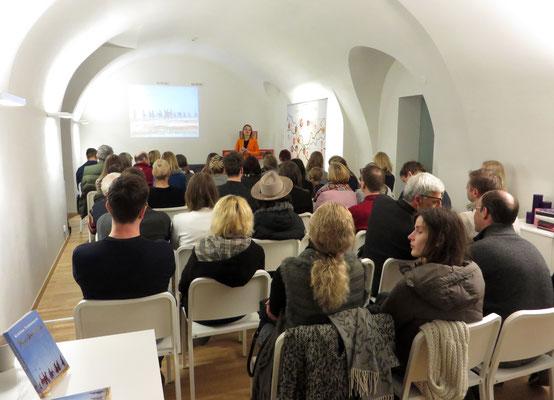 Knygos pristatymas Vilniaus piligrimų centre