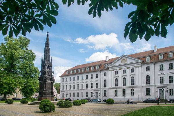 Universität, Greifswald