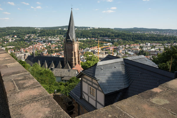 Marburg, Schloß