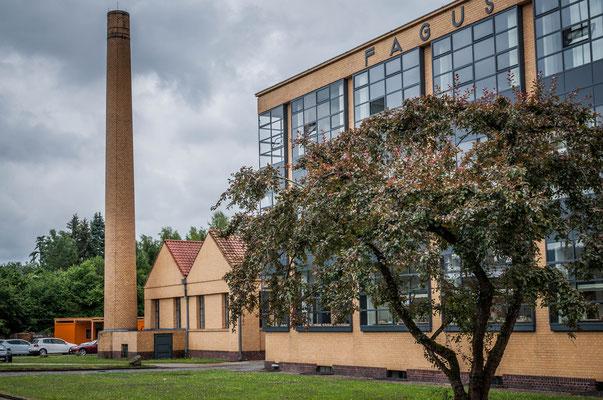 Fagus-Werk, Weltkulturerbe, Alfeld
