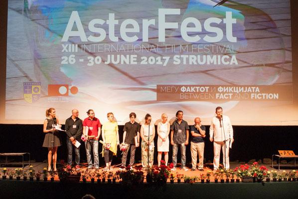 Aster Film Festival, Strumica 2017