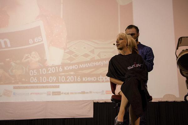 Filmfestival Skopje, Mazedonien 2016