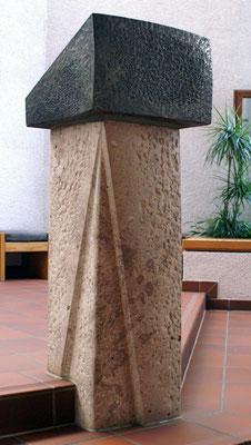 Stephanuskirche, NT Rossdorf