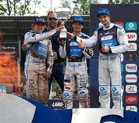 Speedway Best Pairs