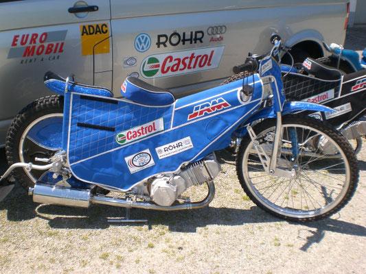 250 ccm Speedway Maschine