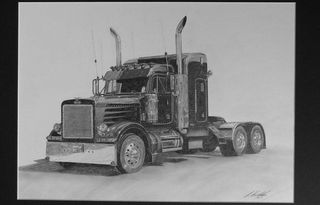 Peterbuild Truck 50 x 65 cm