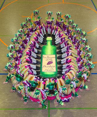 In vino veritas - Jetzt wird abgefüllt