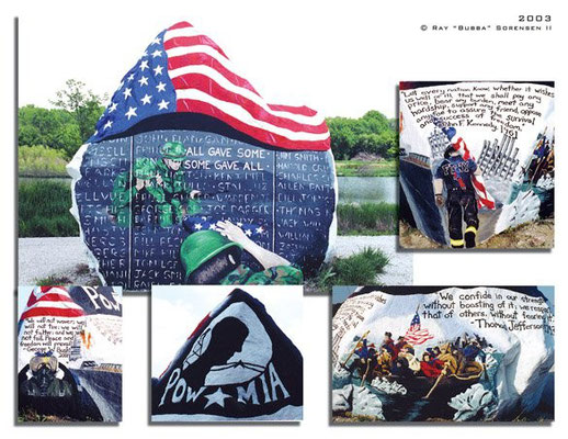 The Freedom Rock - 2003