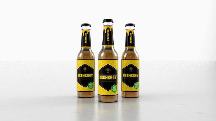 """Produktdesign """"Beenergy"""""""