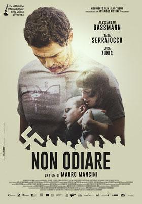 Cinema Le Grazie Bobbio NON ODIARE giovedì 17, venerdì 18, sabato 19, domenica 20: ore 21:15 #NonOdiare