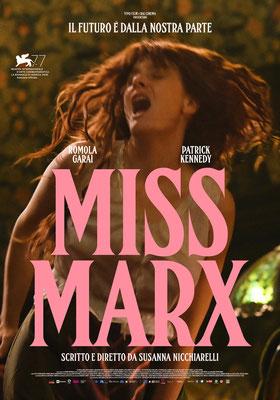 Cinema Le Grazie Bobbio - ottobre MISS MARX giovedì 8, venerdì 9, sabato 10, domenica 11: ore 21:15 #MissMarx