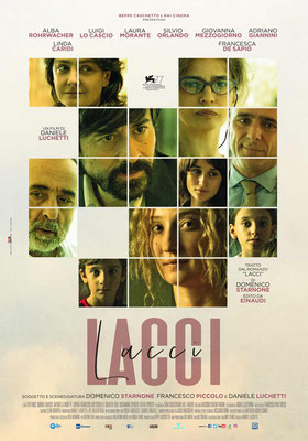 Cinema Le Grazie Bobbio - ottobre LACCI giovedì 15, venerdì 16, sabato 17, domenica 18: ore 21:15 #Lacci