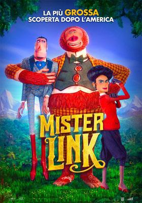 Cinema Le Grazie Bobbio - ottobre MISTER LINK sabato 10, domenica 11, sabato 17, domenica 18: ore 18:30 #MisterLink