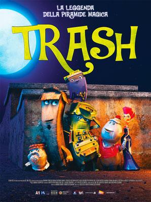 Cinema Le Grazie Bobbio ottobre - novembre TRASH sabato 31, domenica 1: ore 18:30 #Trash