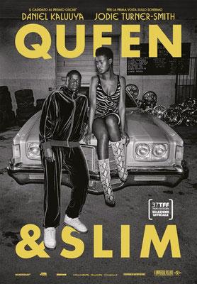 Cinema Le Grazie Bobbio QUEEN & SLIM Lunedì 27, martedì 28, mercoledì 29: ore 21:15 #Queen&Slim