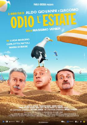 Cinema Le Grazie Bobbio ODIO L'ESTATE Sabato 1, domenica 2: ore 21:15 #OdioLEstate
