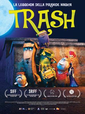 Cinema Le Grazie Bobbio ottobre TRASH sabato 24, domenica 25: ore 18:30 #Trash