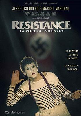 RESISTANCE la voce del silenzio giovedì 23, sabato 25, domenica 26 ore 21:15