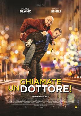 Cinema Le Grazie Bobbio CHIAMATE UN DOTTORE! giovedì 24, venerdì 25, sabato 26, domenica 27: ore 21:15 #ChiamateUnDottore