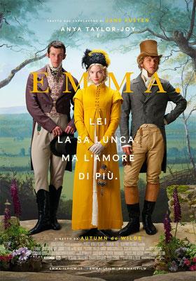 Cinema Le Grazie Bobbio EMMA. giovedì 6, sabato 8, domenica 9: ore 21:15 #Emma