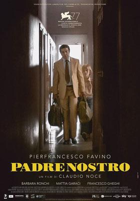 Cinema Le Grazie Bobbio - ottobre PADRENOSTRO giovedì 1, venerdì 2, sabato 3, domenica 4: ore 21:15 #PadreNostro