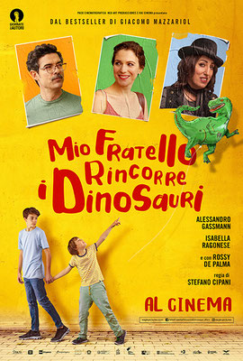 BETTOLA – Cinema Sotto Le Stelle – Agosto 2020 Piazzetta s. Ambrogio dalle ore 21:30 Mercoledì 12 : MIO FRATELLO RINCORRE I DINOSAURI #MioFratelloRincorreIDinosauri