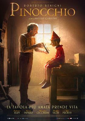 BETTOLA – Cinema Sotto Le Stelle – Agosto 2020 Piazzetta s. Ambrogio dalle ore 21:30 Lunedì 10 : PINOCCHIO #Pinocchio