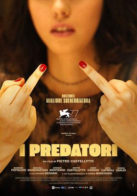 Cinema Le Grazie Bobbio  novembre I PREDATORI giovedì 5, venerdì 6, sabato 7: ore 21:15  domenica 8: ore 18:30 - 21:15 #IPredatori