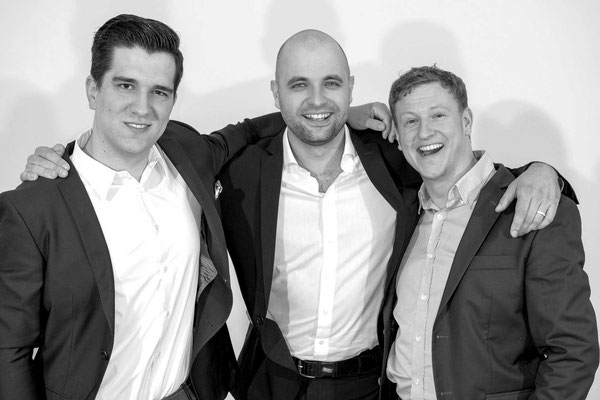 Simon Trubel, Daniel Paterok & Peter Asmuth