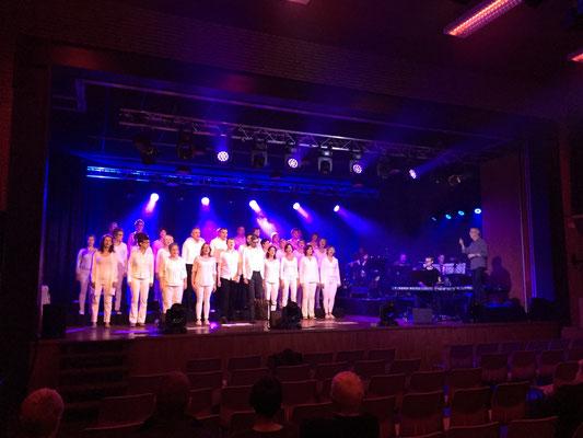 Lichtshow Zuid-Limburg