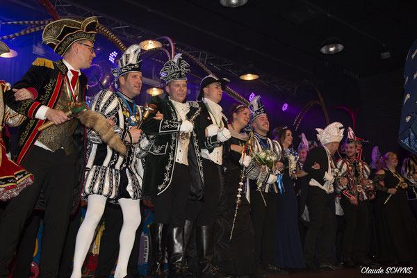 Geluid voor carnavalszitting Limburg