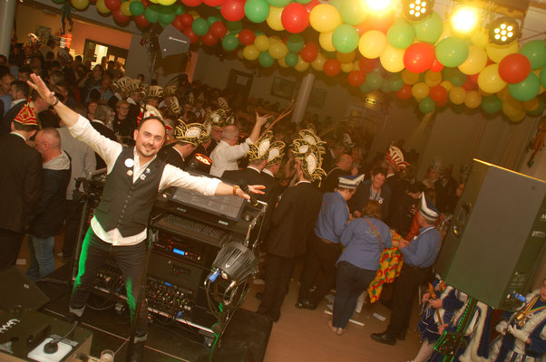DJ carnaval Zuid-Limburg