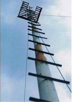 La primera antena