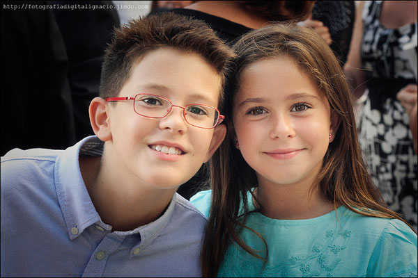 Alvaro y Paula