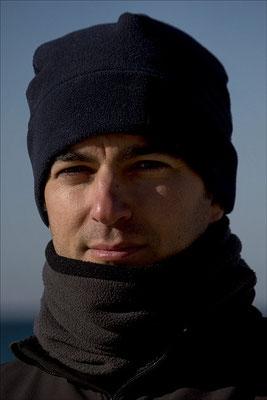 Ignacio Jurado. Fotografía realizada por Robe Rodríguez