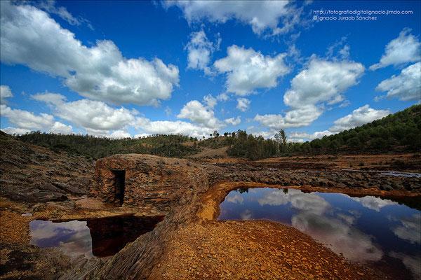 Río Tinto paisaje