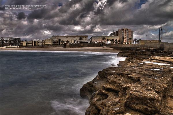 HDR de la costa