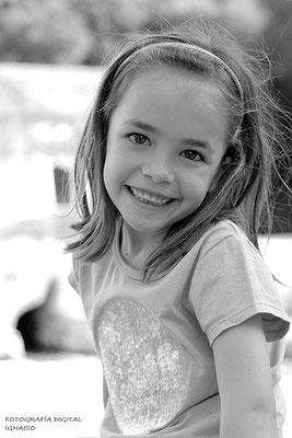 Laura, mi sobrina