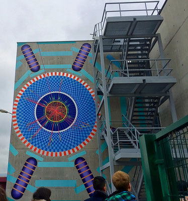 Artwork at CERN